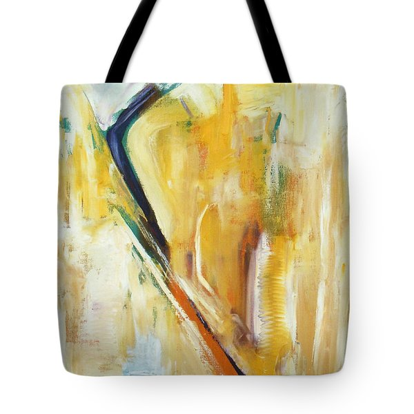 Expressions Tote Bag by Mini Arora