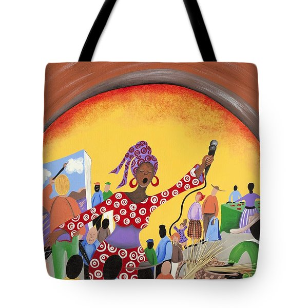 Expressions Of Power Tote Bag