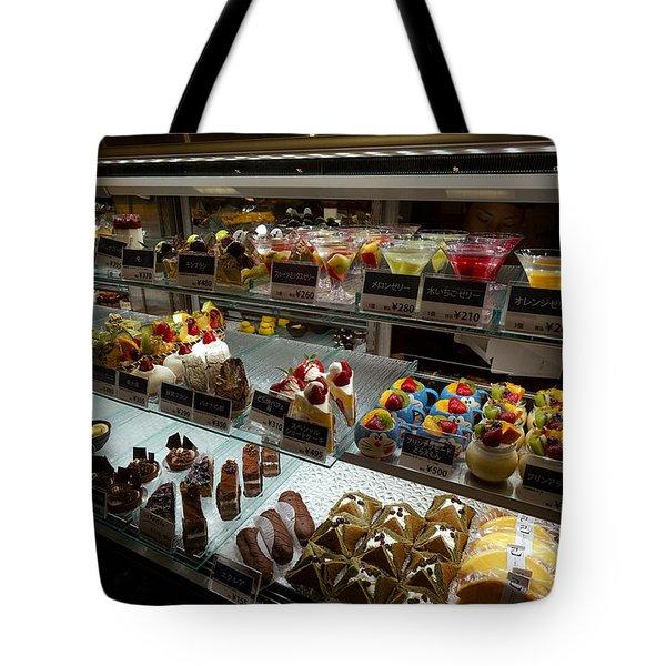 Exquisite Kyoto Desserts Tote Bag