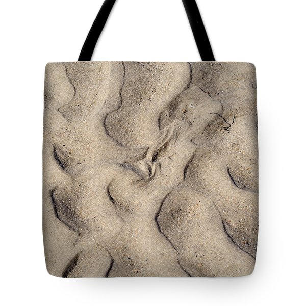 Extraterrestrial Tote Bag by Luke Moore