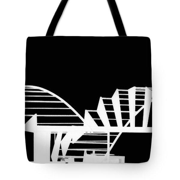 Eye Brows Tote Bag by Marcia Lee Jones