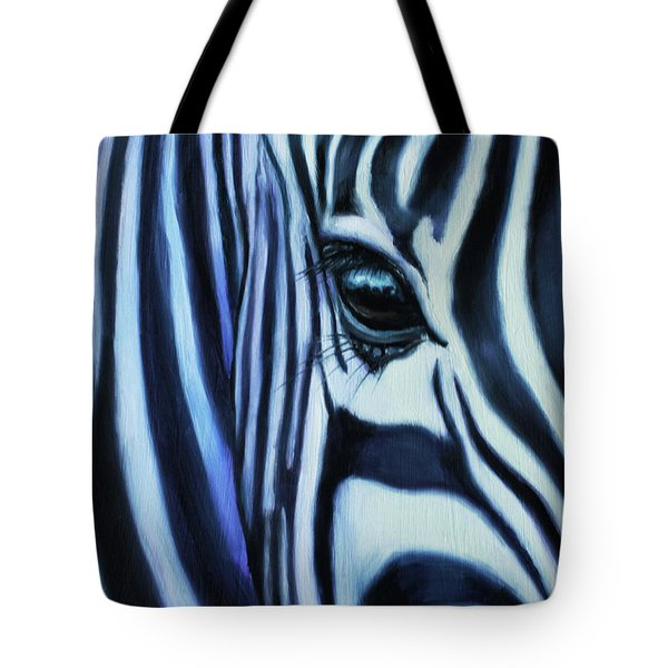 Eye Of Africa Tote Bag