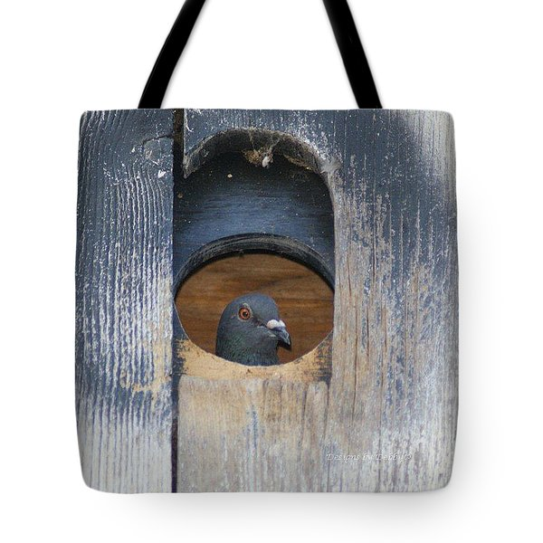 Tote Bag featuring the photograph Eye Of The Eye by Debby Pueschel