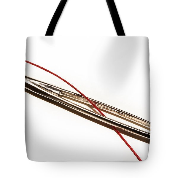 Eye Of The Needle Tote Bag
