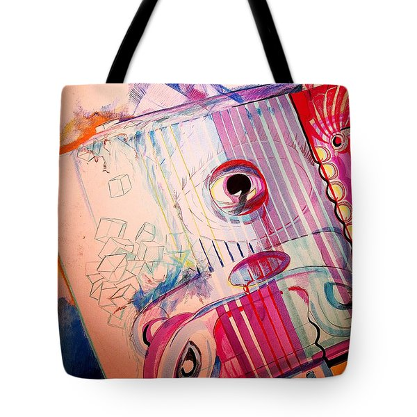 Eye On Art Tote Bag