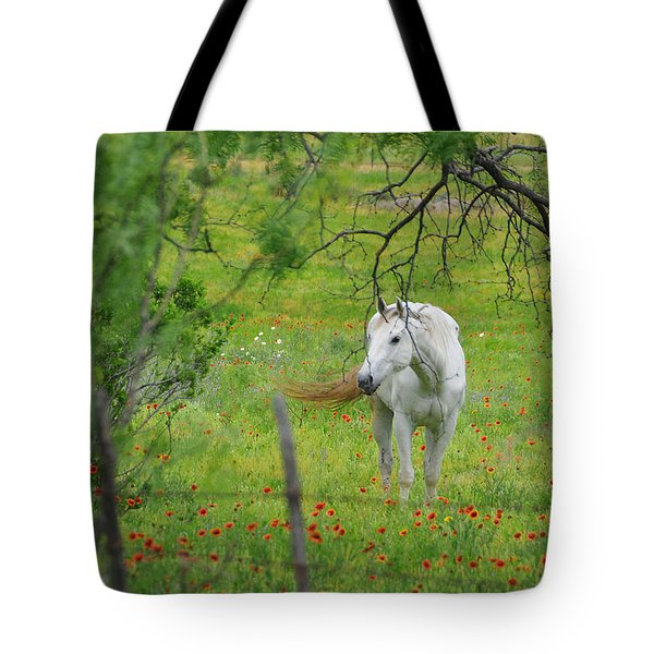 Eye On Beauty Tote Bag
