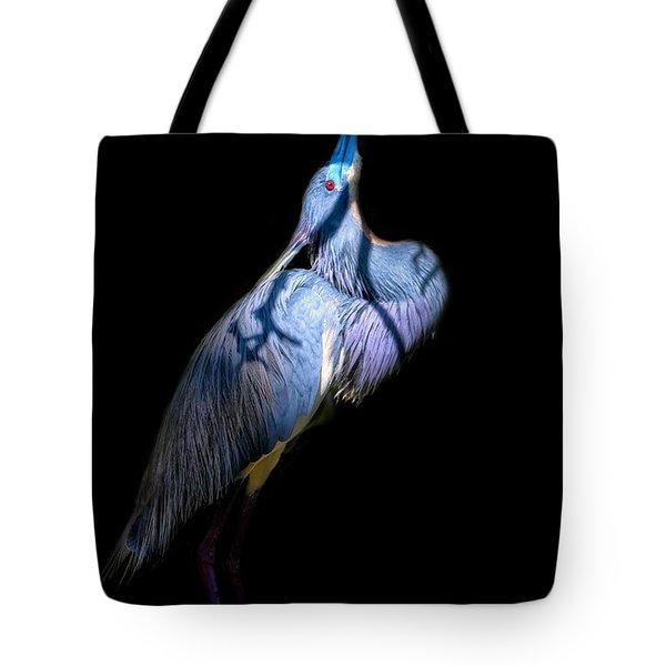 Eye On Heaven Tote Bag