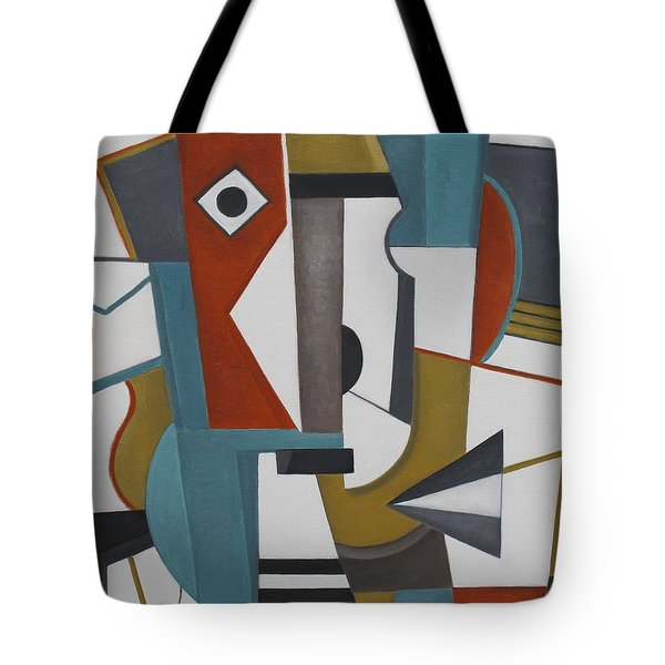 Eye On You Tote Bag by Trish Toro