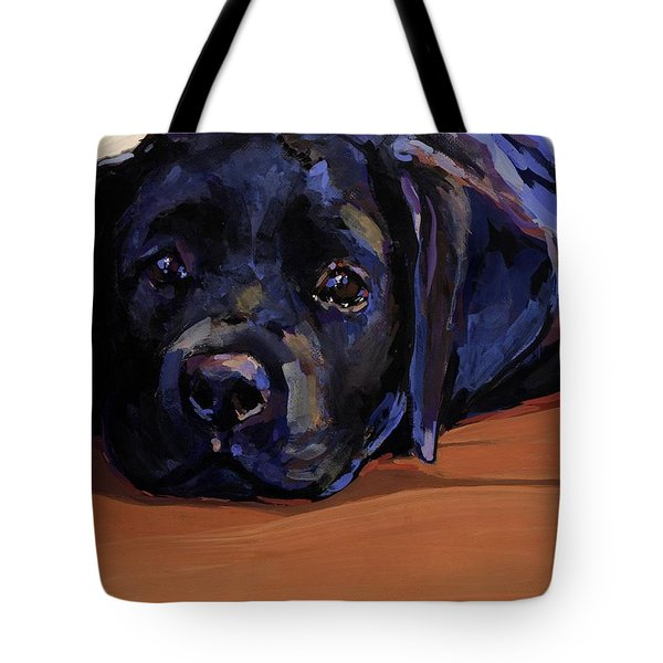 Eyes For You Tote Bag by Molly Poole
