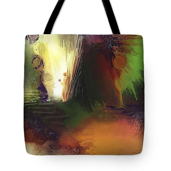 Eygirunne Tote Bag by Francoise Dugourd-Caput