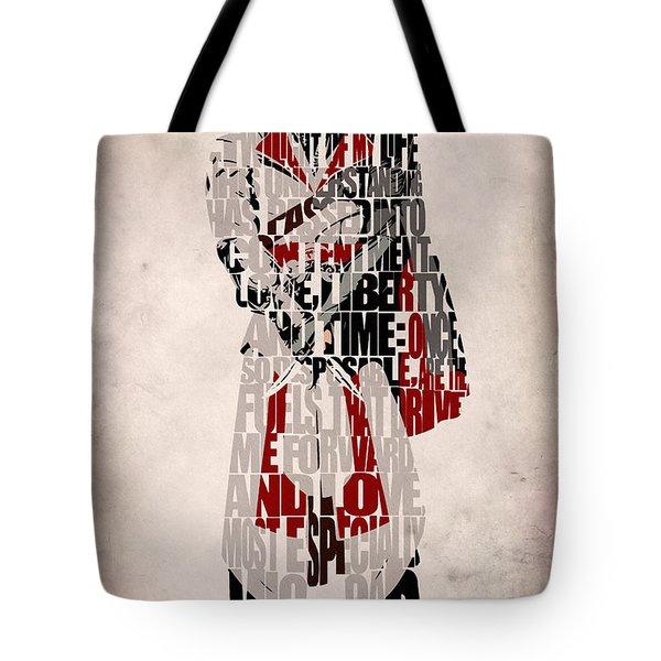 Ezio - Assassin's Creed Brotherhood Tote Bag