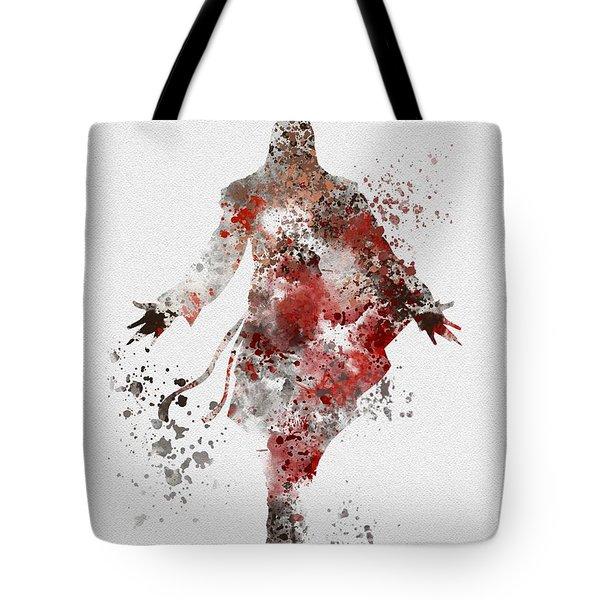 Ezio  Tote Bag by Rebecca Jenkins