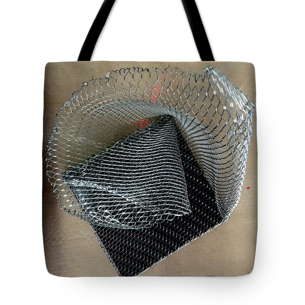 Fabric Of The Universe Tote Bag