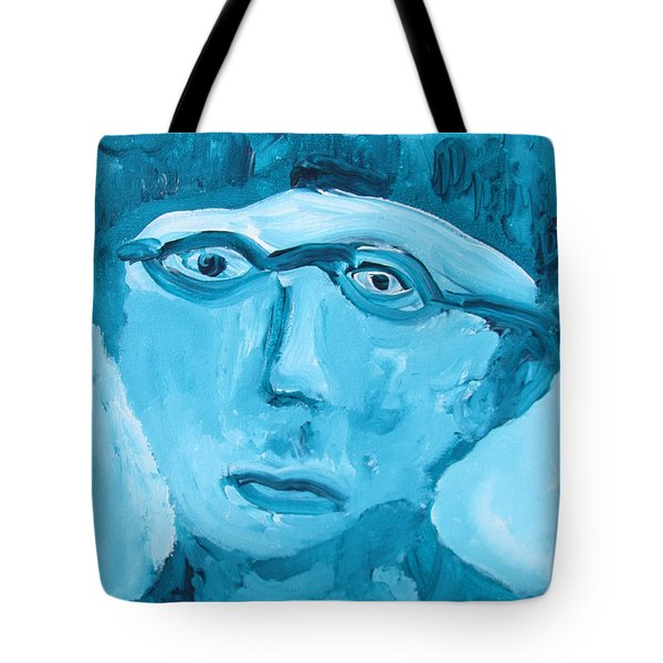 Face One Tote Bag