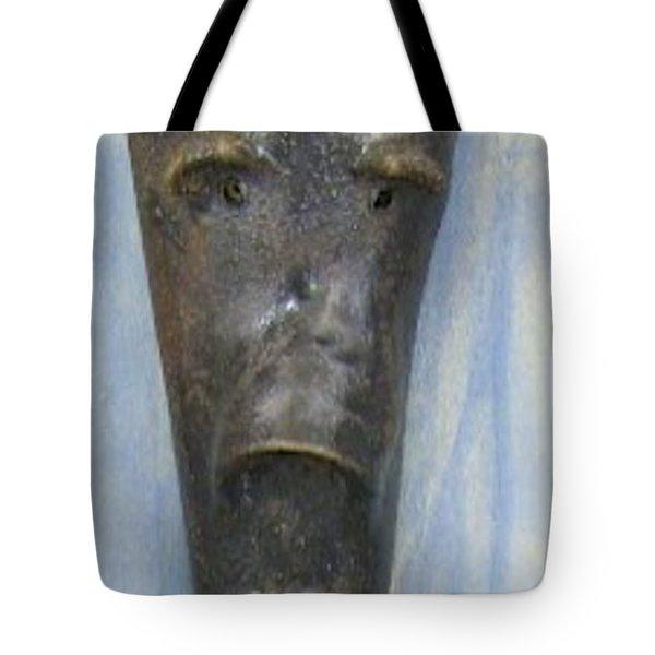 Faces #3 Tote Bag