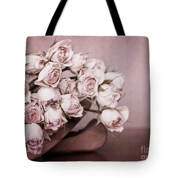 Fade Away Tote Bag by Priska Wettstein