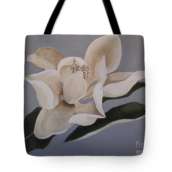 Tote Bag featuring the painting Faded Glory by Nancy Kane Chapman
