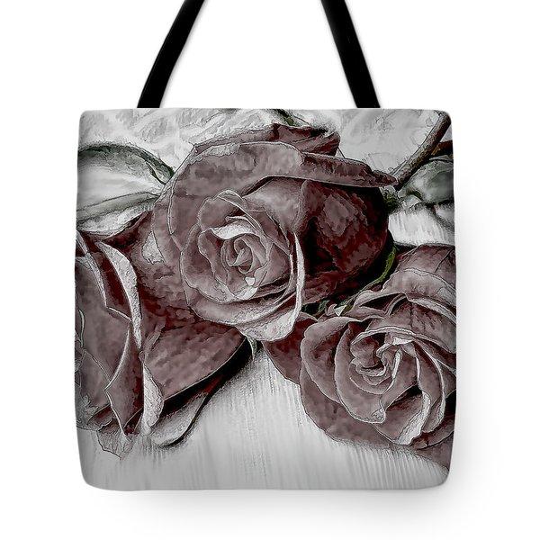 Faded Love Tote Bag