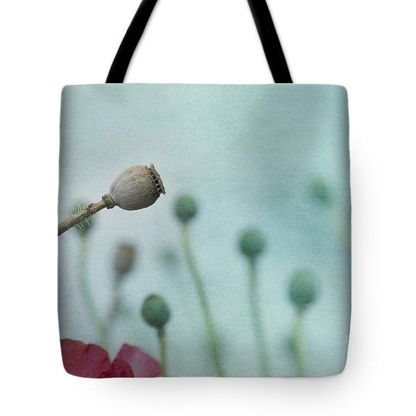 faded summer III Tote Bag by Priska Wettstein