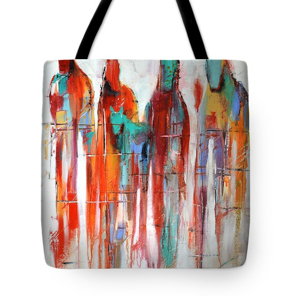 Fading Away Tote Bag by Cher Devereaux