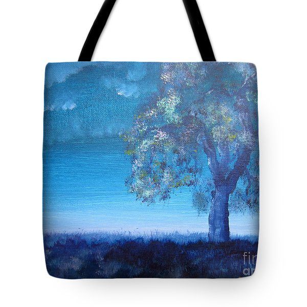 Fading Light Tote Bag by Laurianna Taylor
