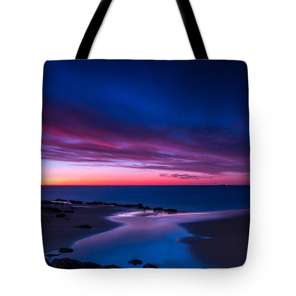 Fading Light Tote Bag