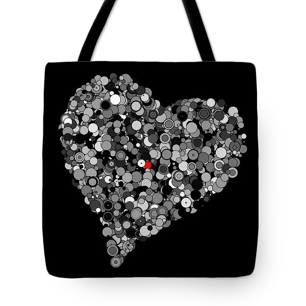 Fading Love Tote Bag by Marianna Mills