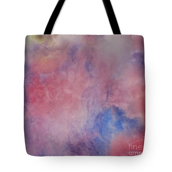 Faery Of The Light Tote Bag