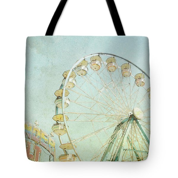 Fair Fantasy Tote Bag