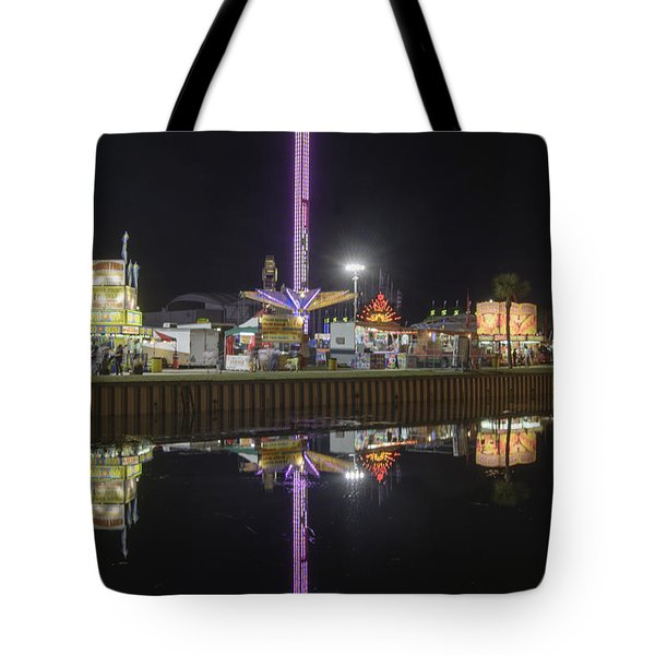 Fair Reflections Tote Bag