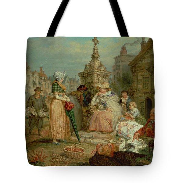 Fair Show Tote Bag