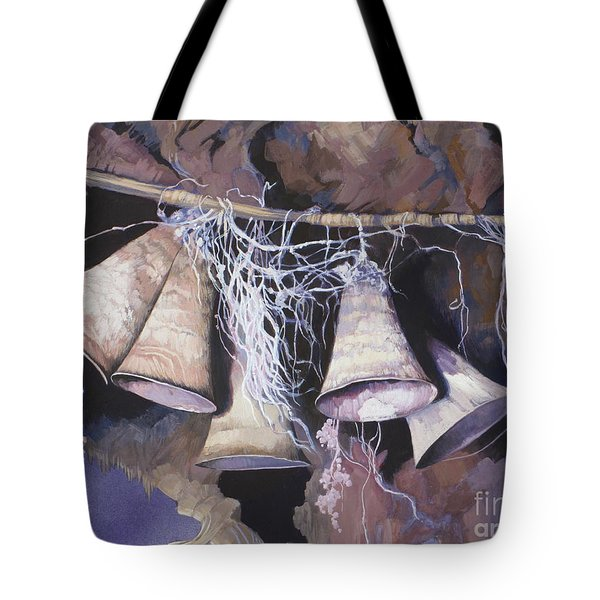 Fairy Bells Tote Bag