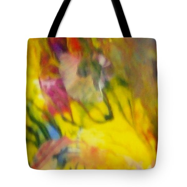 Fairy Dance Tote Bag