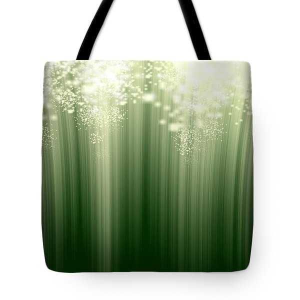 Fairy Grass Tote Bag