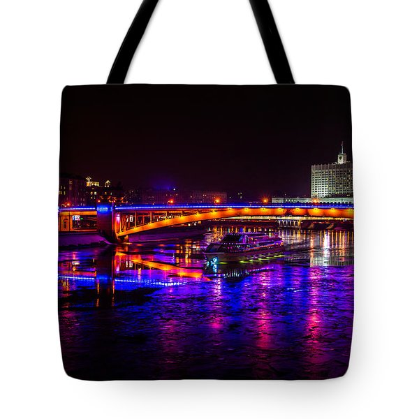 Fairy Travel - Featured 3 Tote Bag by Alexander Senin