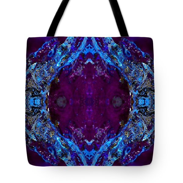 Fairy Water Tote Bag by Nataliya Kiryukhina
