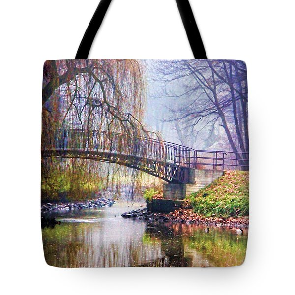 Fairytale Bridge Tote Bag