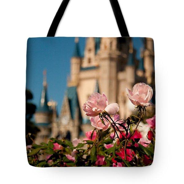 Fairytale Garden Tote Bag