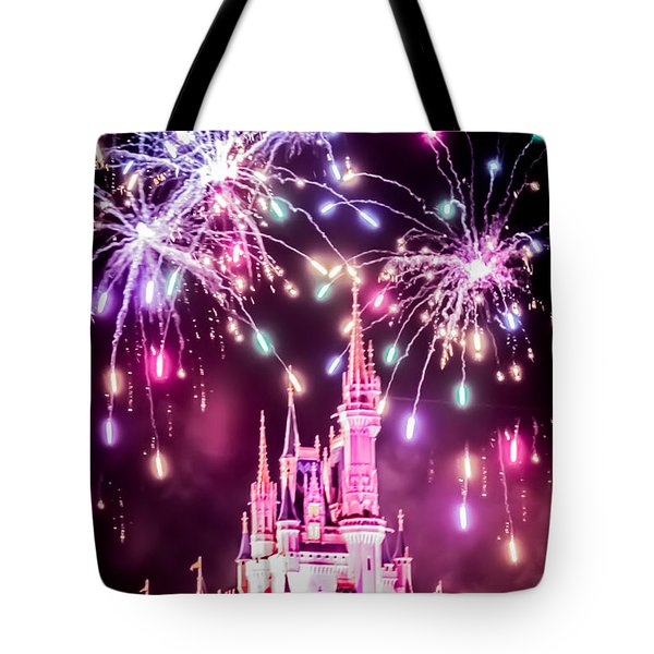 Fairytales Do Come True Tote Bag