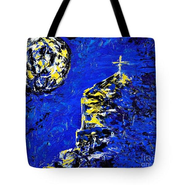 Faith Tote Bag by Alys Caviness-Gober