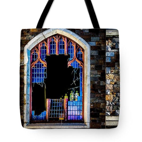Faith Tote Bag by Bob Orsillo