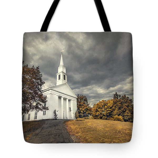 Faith Embrace Tote Bag