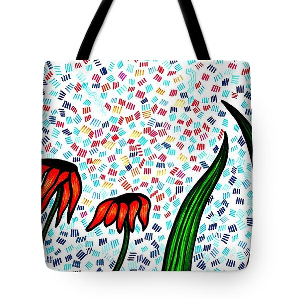 Faith Tote Bag by Sarah Loft