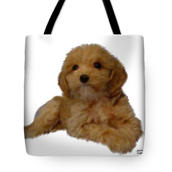Faithful Friend Tote Bag by Bruce Nutting