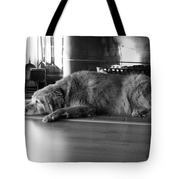 Tote Bag featuring the photograph Faithful by Meaghan Troup