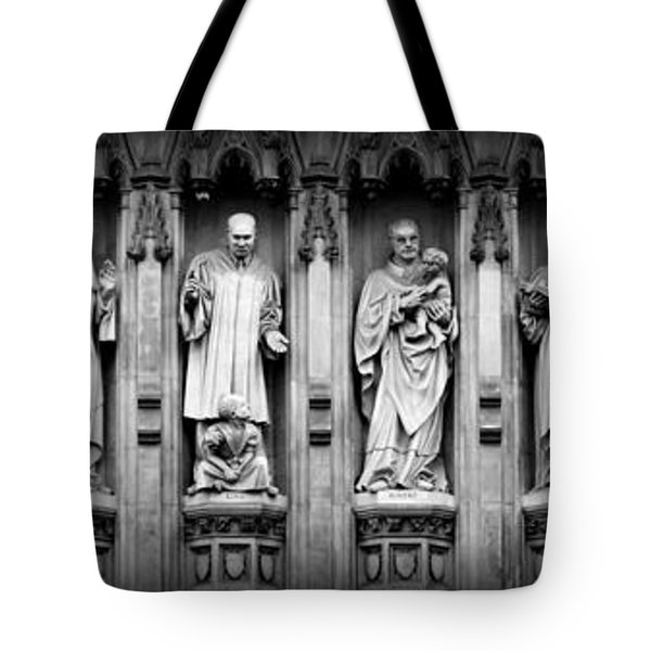 Faithful Witnesses Tote Bag by Stephen Stookey