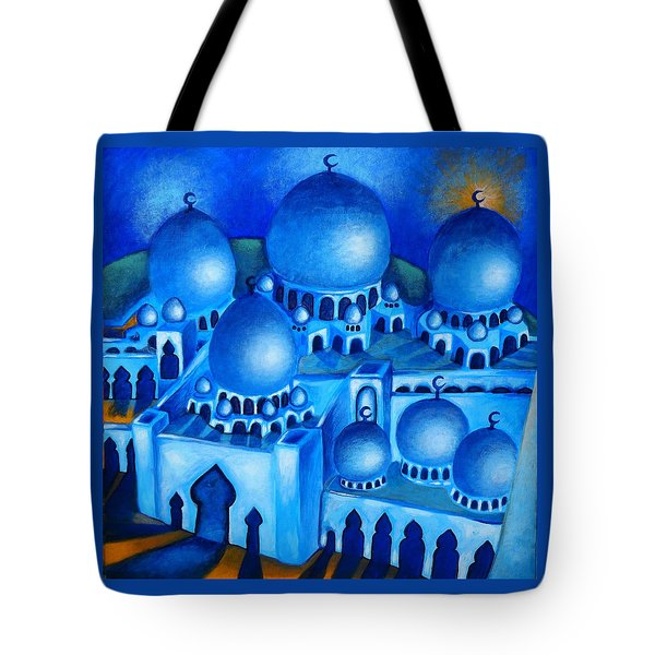 Fajr Prayer Tote Bag