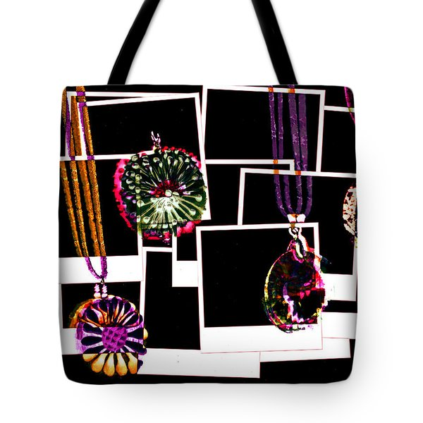 Fake Jewellery  Tote Bag by Steve Taylor