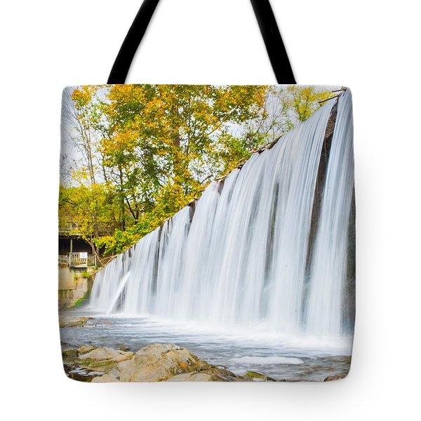 Fall At Buck Creek Tote Bag