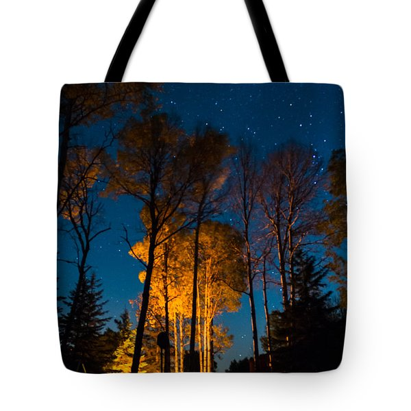 Fall At The Ponderosa Tote Bag